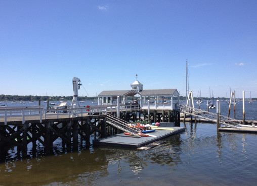 Yacht Club Dock House