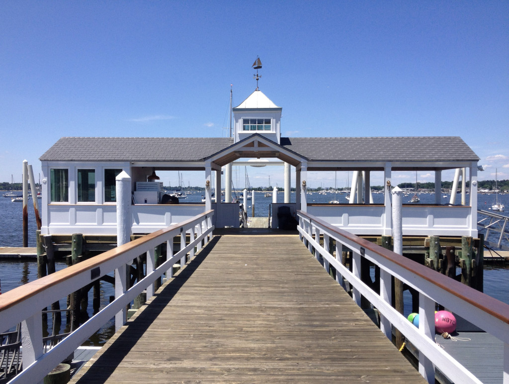 Yacht Club Dock House